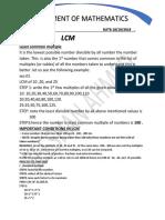 Lcm-3-1