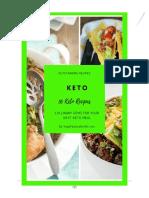 50 Keto Recipes