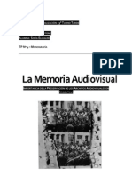 Elizalde Sofía - La Memoria Audiovisual