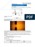 Exercices Diffraction c