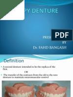 copy denture