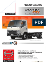 Dutro City - 4x2 - 3430