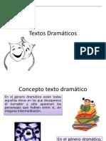 Guia 1 Genero Dramatico Estructura Elementos Y Subgeneros