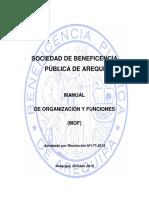SOCIEDAD DE BENEFICENCIA DE AREQUIPA