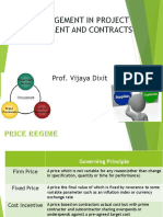 Contract Management for Procurement and Materials Management