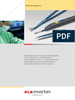 Catologo electrocirugia