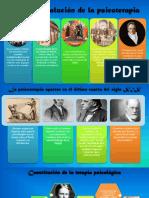 Origen y evolución de la psicoterapia (1)