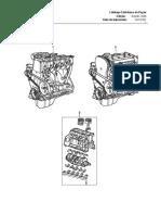 Projeto Técnico Mecanico VECTRA97A05