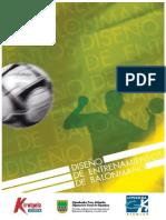 LIBRO Diseño Del Entrenamiento Del Balonmano en Secundaria