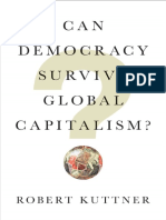 KUTTNER, R Can Democracy Survive Global Cap