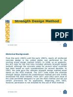 4- Strength Design Method Part 1