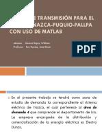 Planes de Transmisión para el Área de Nazca-Puquio-Pallpa.pptx