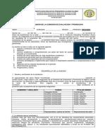 Acta de Reunion de La Comision de Evaluacion y Promocion 2015 Colpas 1p (1)