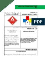 Ficha Gasolina