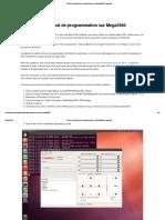 Fichier Hexadécimal de Programmation Sur Mega2560 _ Zapmaker
