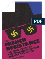 Lawson - The French Resistance - The True Story of the Underground War Against the Nazis (1984)