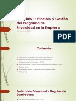 Capt 1 - Principio y Gestión del Programa de Privacidad.pdf