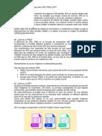 Cuáles Son Las Diferencias Entre JPG PNG GIF