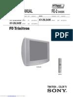 Fd Trinitron Kv29ls40b