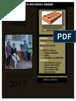 INFORME DE LADRILLOS (INGENIERA CIVIL)