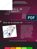 Escala de Linkert