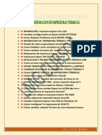 Curso de Reparacion de Impresoras Termicas