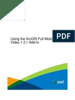 ArcGIS FMV