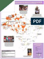 Mapa Das Organizações de Mulheres Indígenas