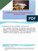 1° SEMANA S-1 MEDIDAS DE COERCIÓN.pptx