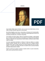 Historia Hegel