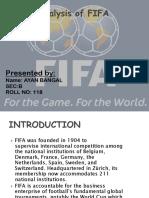 SWOT Analysis of FIFA(Ayan)