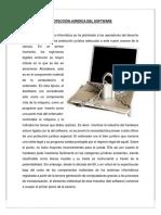 Protección Juridica Del Software