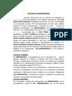 3.- Contrato p. Nuevo Avicola 2019-2020