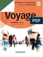 Libro inglés B2. Voyager