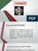Que es software