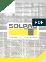 Brochure Solpac - Soluciones Para La Construccioìn