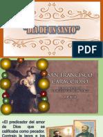 """""""Día de Santos """" San Francisco"""