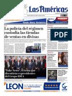 DIARIO LAS AMÉRICAS Edición digital del lunes 28 de octubre de 2019