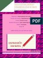 LIBRO EXPRESION ORAL Y ESCRITA