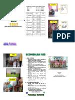 1.1. 2 Leaflet Puskesmas