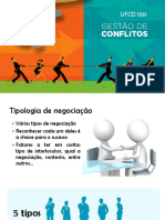 Tipologia Negociação