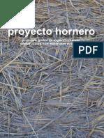 proyecto hornero prototipo global de experimentación construcción con materiales naturales