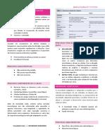Propriedades Gerais Das Respostas Imunes - Resumo Prova OFC PDF