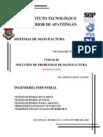 3.1 Sistemas de Manufactura