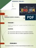 Professional English II