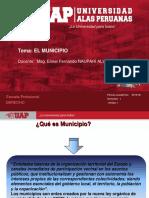 1 SESION Derecho Municipal - Concepto, Finalidad, Importancia Y Elementos