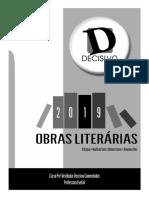 @Obras Literarias - Ago 2019 - Vol 1 - Uraguai - Ultimos Cantos