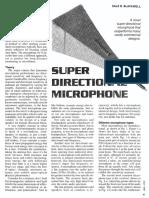 Super Directional Microphone.pdf