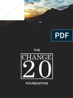 The Change 20 Foundation