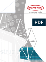 Ronstan Structural Rod Catalogue